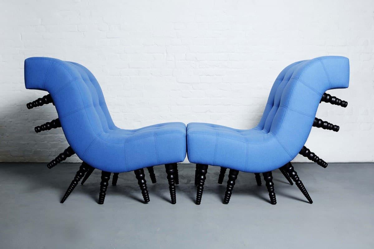Duffy London Milli Chair Weird Furniture