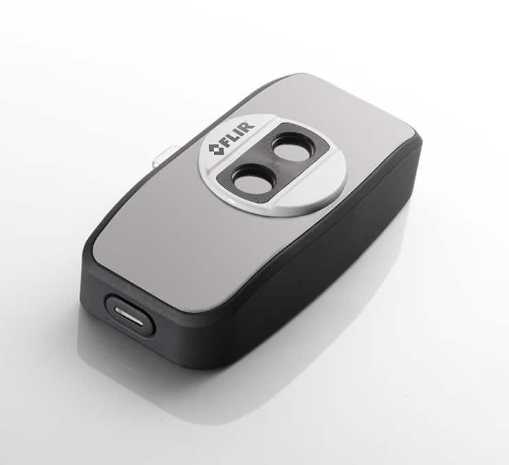 FLIR One Thermal Imaging Equipment Cool Gadget