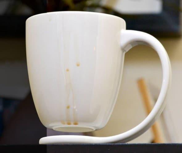 Whatever floats your mug.
