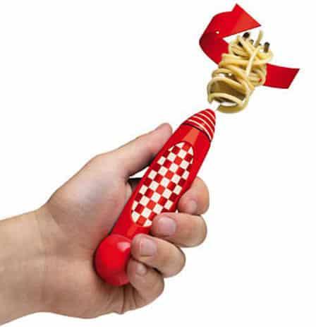 Hog Wild Twirling Spaghetti Fork Rotation