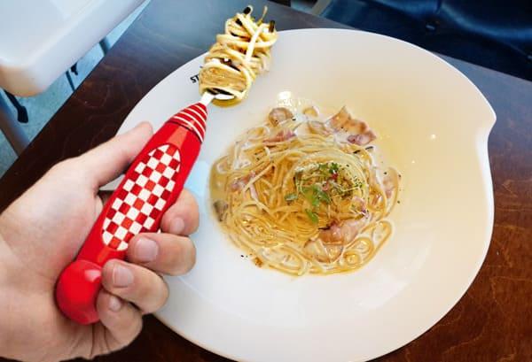 Hog Wild Twirling Spaghetti Fork Weird Invention