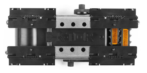 K-tor Power Box 20 Watt Pedal Generator Emergency Tool