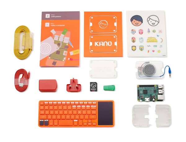 Kano Computer Kit Teach Kids How to Build
