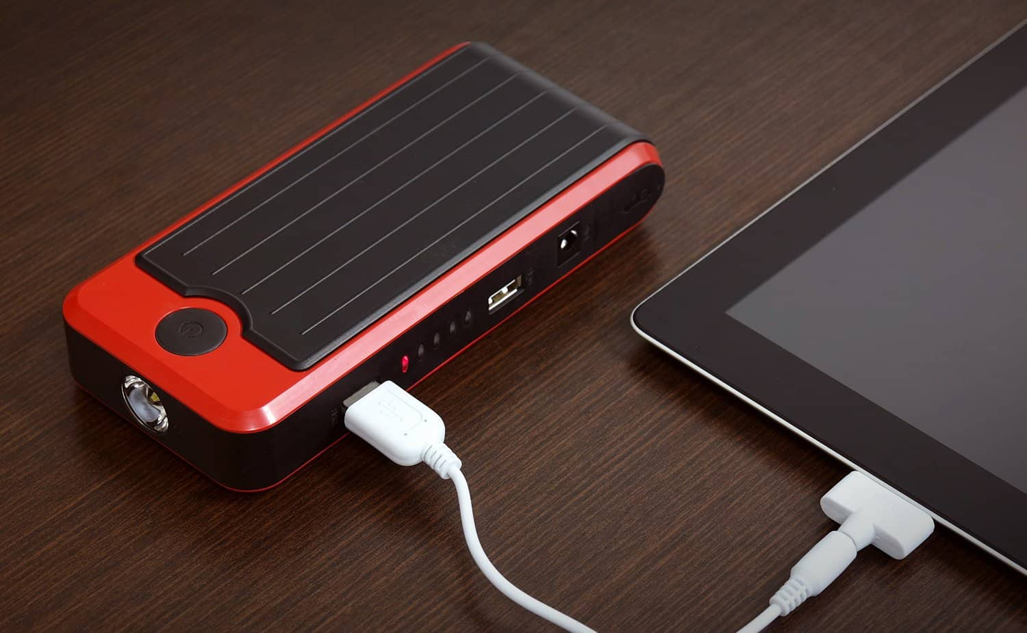 PowerAll Portable Power Bank and Car Jump Starter iPad Charger