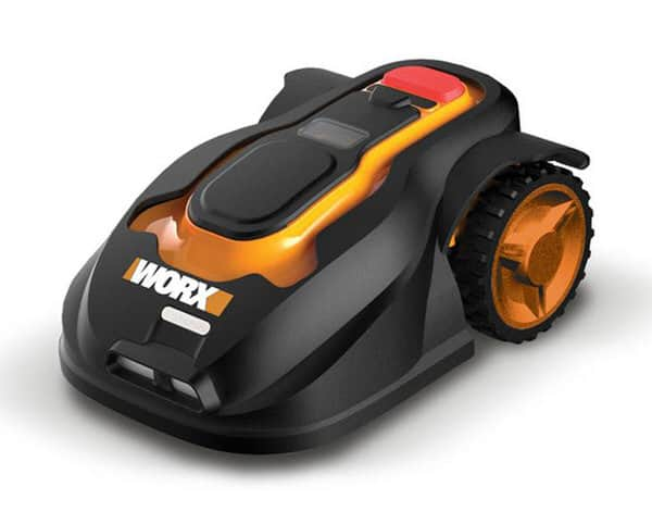 Worx Landroid Robotic Lawn Mower Automate Cutting Grass