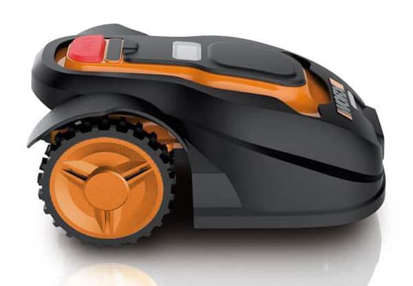 Worx Landroid Robotic Lawn Mower Futuristic