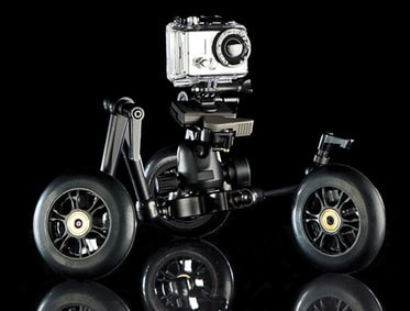 Zipshooter Ultra Portable Dolly System Adjustable