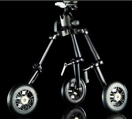 Zipshooter Ultra Portable Dolly System Slick Tech Accessory