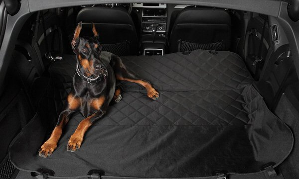 4Knines Dog Seat Cover Compartment Blanket