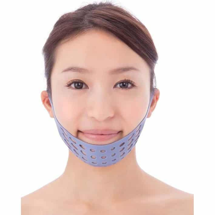 Aga-Ru Sleeping Hammock Face Lift Up Mask Odd Japanese Beauty Product