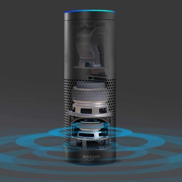 Amazon Echo Advance Mic Technology