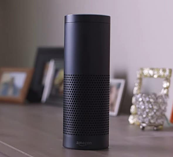 Amazon Echo Smart Home