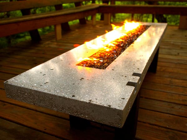 BSquared Inc Fire Pit Fire Table NoveltyStreet