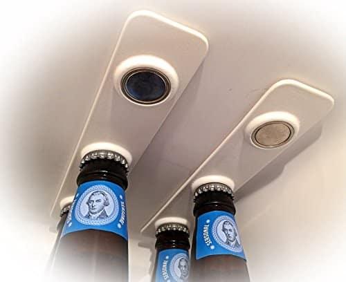 Bottle Loft Magnetic Bottle Hanger Stock Your Beer