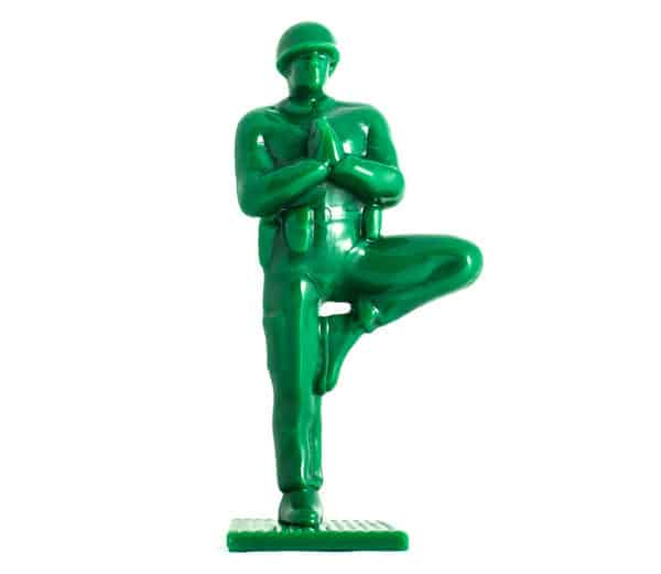 Brogamats Yoga Joes Tree Pose