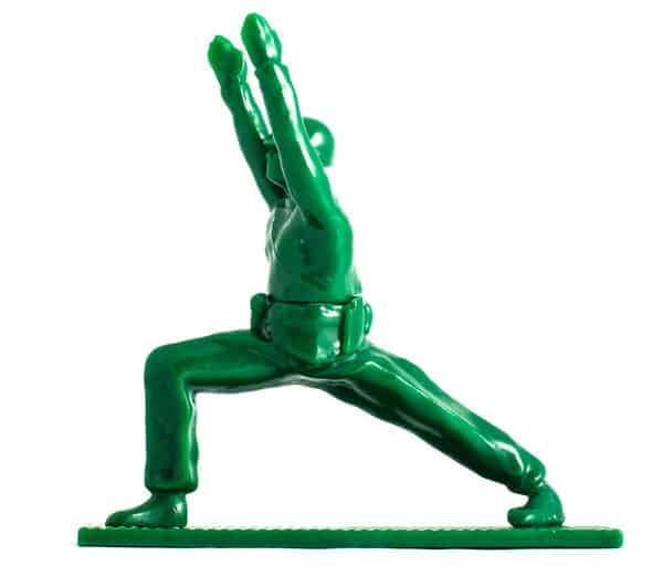 Brogamats Yoga Joes Warror One