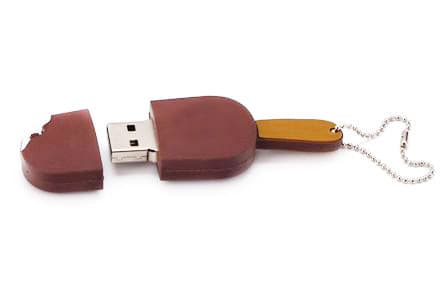 Chocolate Ice Cream Bar USB Cute Little Gift for Her