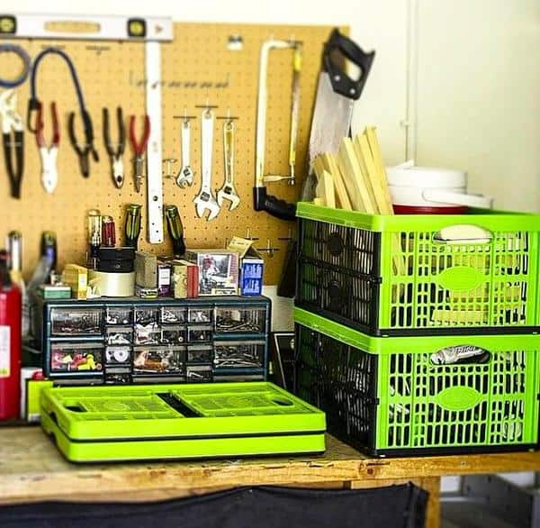 Clever Made Clever Crates Collapsible Storage Container
