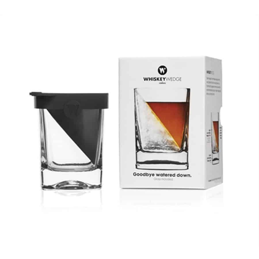 Corkcicle Whiskey Wedge Trendy Gift Idea