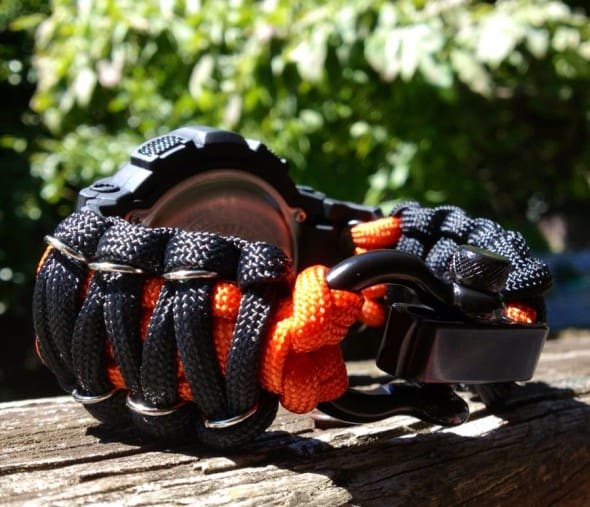 Flips Tactical 550 Gear Paracord Armitron Watch Camping Gear to Buy