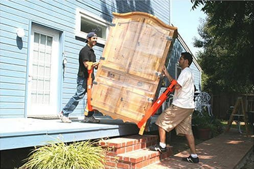 Forearm Forklift Lifting and Moving Straps Lift Big Furnitures