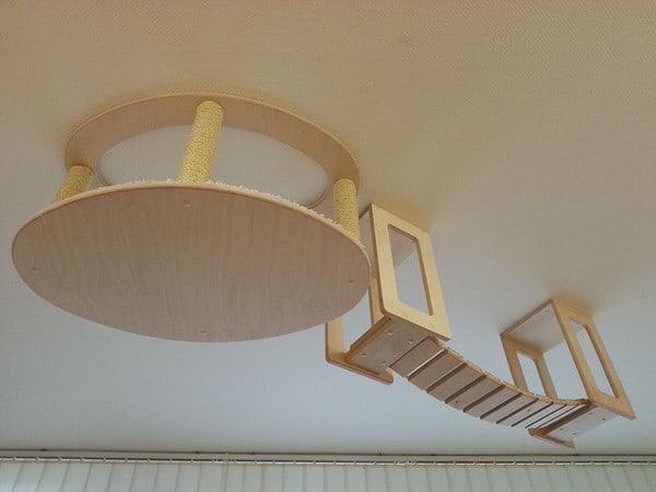 Goldtatze cat Climbing Furniture Ceiling Fixture