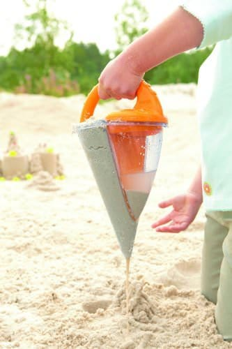 Haba Spilling Funnel Baudino  Summer Beach Toy to Buy