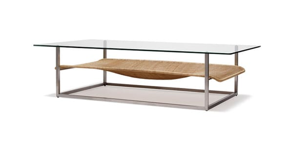 Hammock Coffee Table by Koichi Futatsumata Industrial Design
