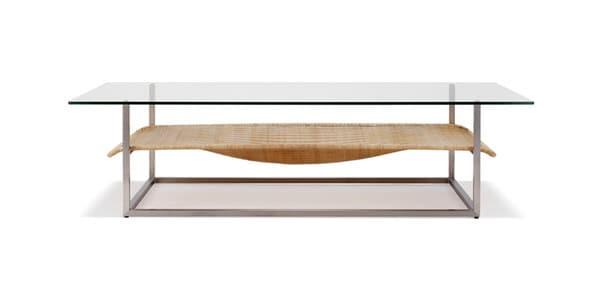 Hammock Coffee Table by Koichi Futatsumata Japanese Design