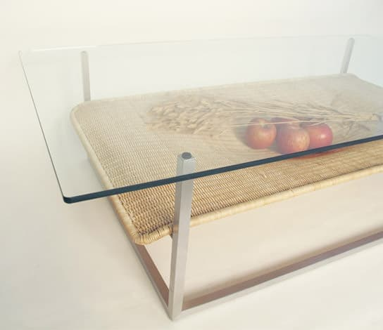Hammock Coffee Table by Koichi Futatsumata Sexy Design