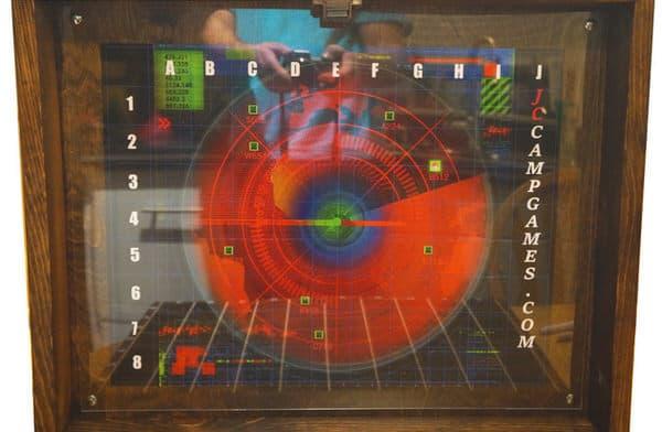 JC Camp Games Ship Faced! The Orginal Battleship Drinking Game Sonar