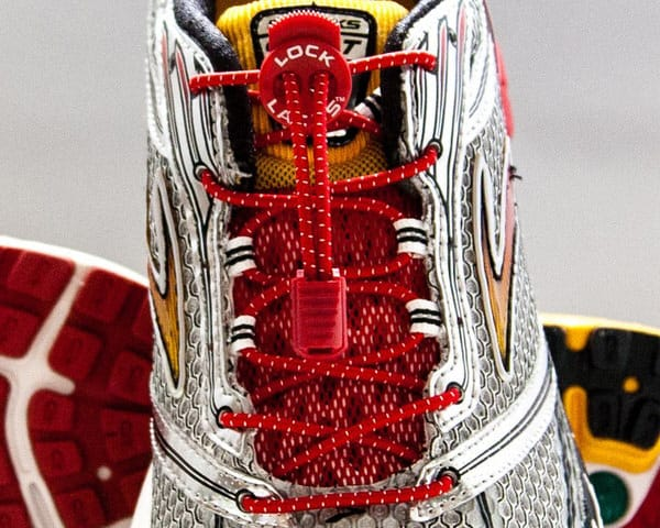 Lock Laces Running Equipment