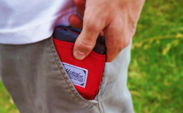 Matador Pocket Blanket Fits on Sideporket