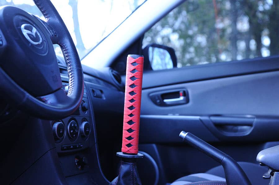 Shift Knobs Custom Samurai Sword Shift Knob Custom Car