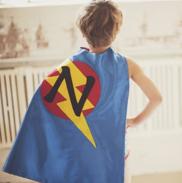 Super Kids Cape Personalized Superhero Cape Buy for Birthday Party