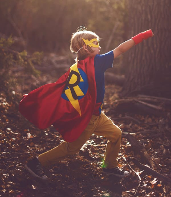 Super Kids Cape Personalized Superhero Cape Cool Costume to Buy