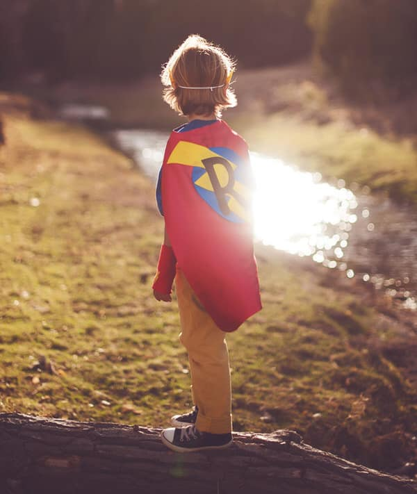 Super Kids Cape Personalized Superhero Cape Kiddie Costume