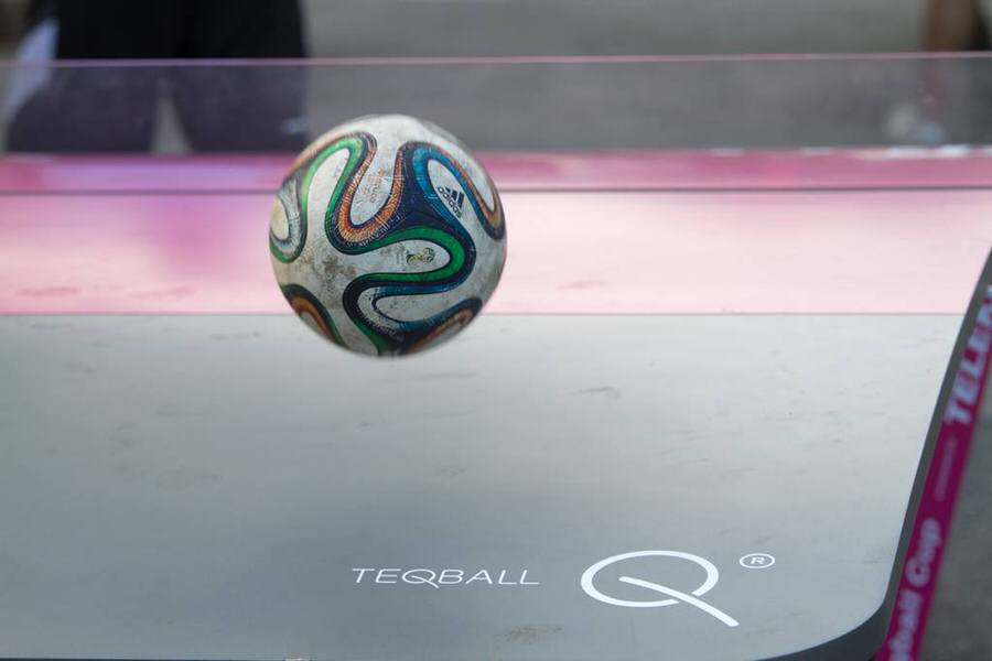Teqball Different Kind of Football