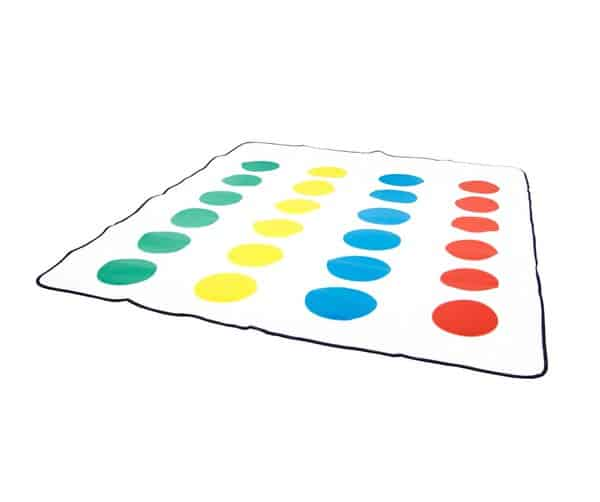 Twister Picnic Blanket Creative Colorful Product