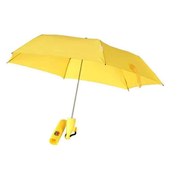 Um-Banana Compact Umbrella Novelty Item