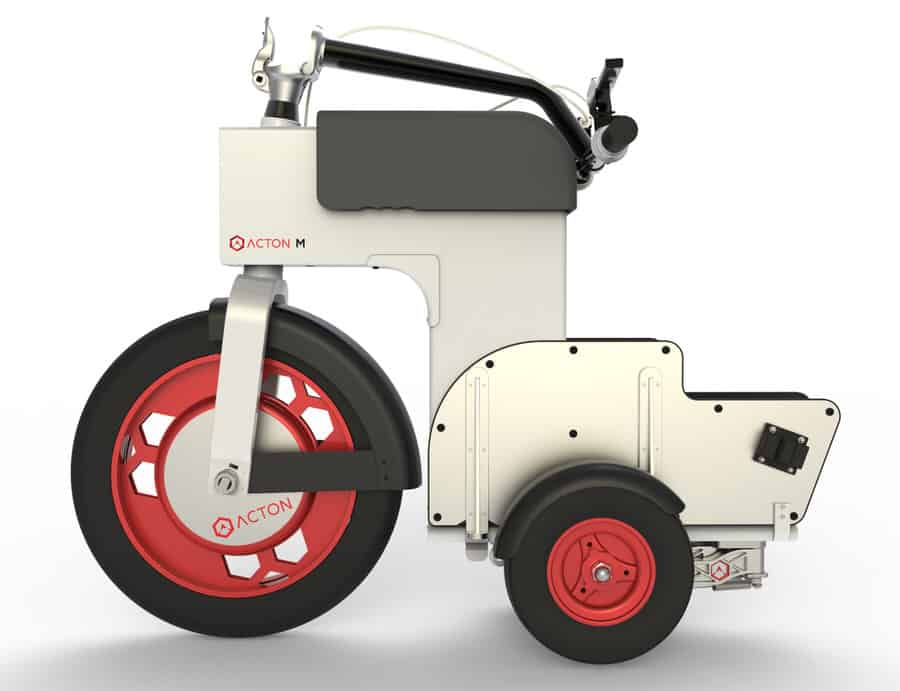 Acton M Scooter Folded