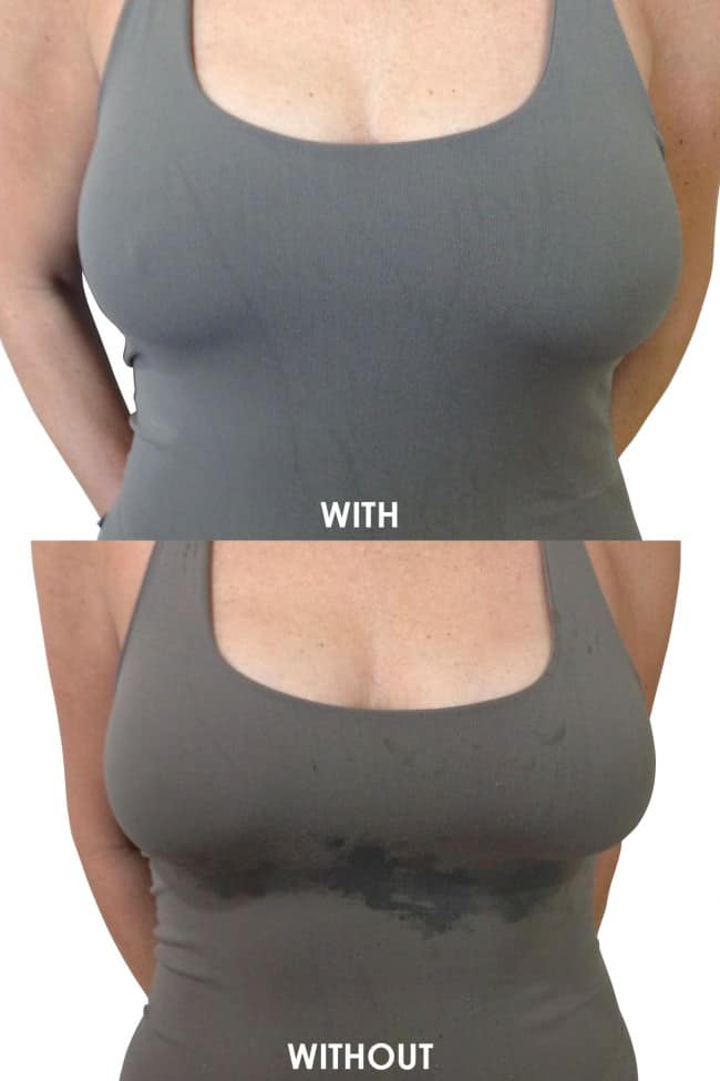 Belly Bandit Underbust Sweat Absorbers No More Boob lines