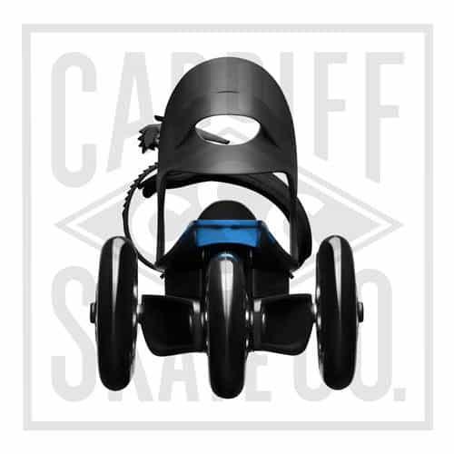Cardiff Skate Cruiser 3-Wheel Skates Front