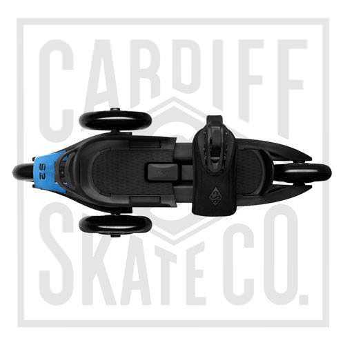 Cardiff Skate Cruiser 3-Wheel Skates Top