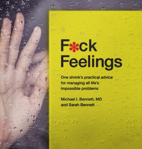 Fck Feelings Funny Book to Buy