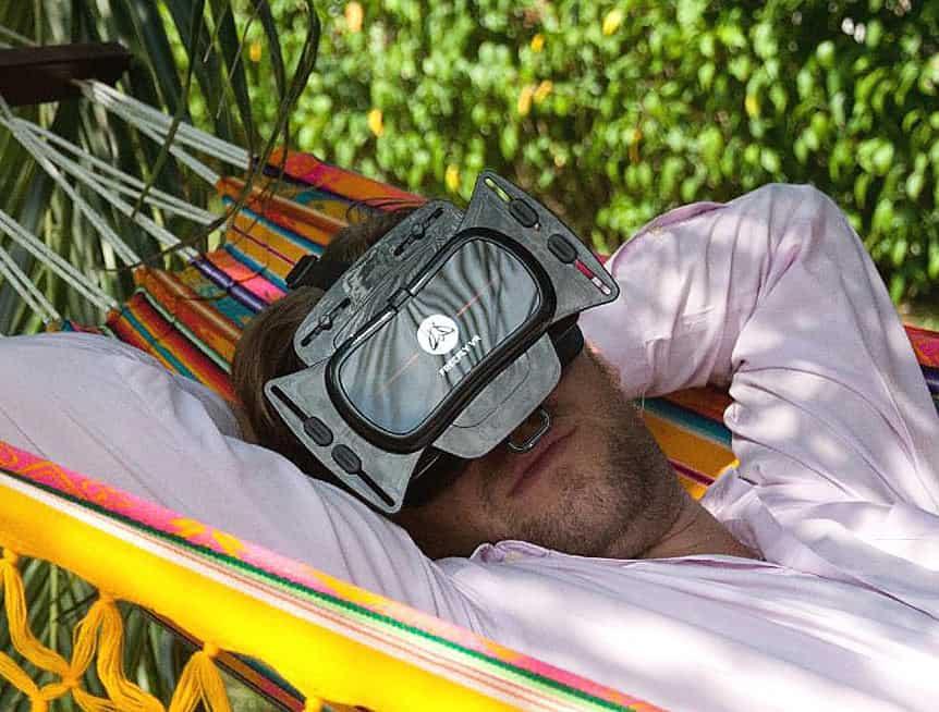 Freefly VR Virtual Reality Smartphone 3D Headset Siesta