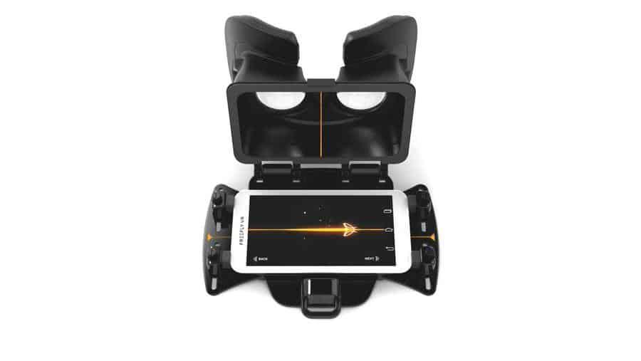 Freefly Vr Virtual Reality Smartphone 3d Headset Noveltystreet