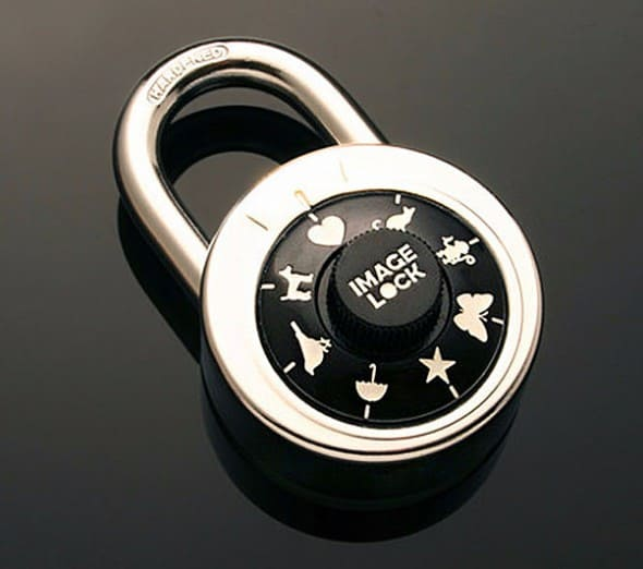 Imagelock Image Combination Padlock Something Different