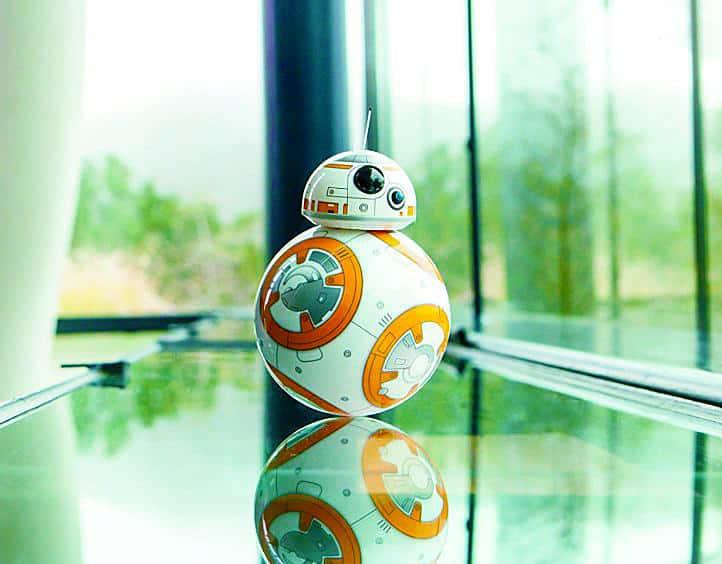 Sphero BB-8 App Enabled Droid Buy Star Wars Remote Control Toy