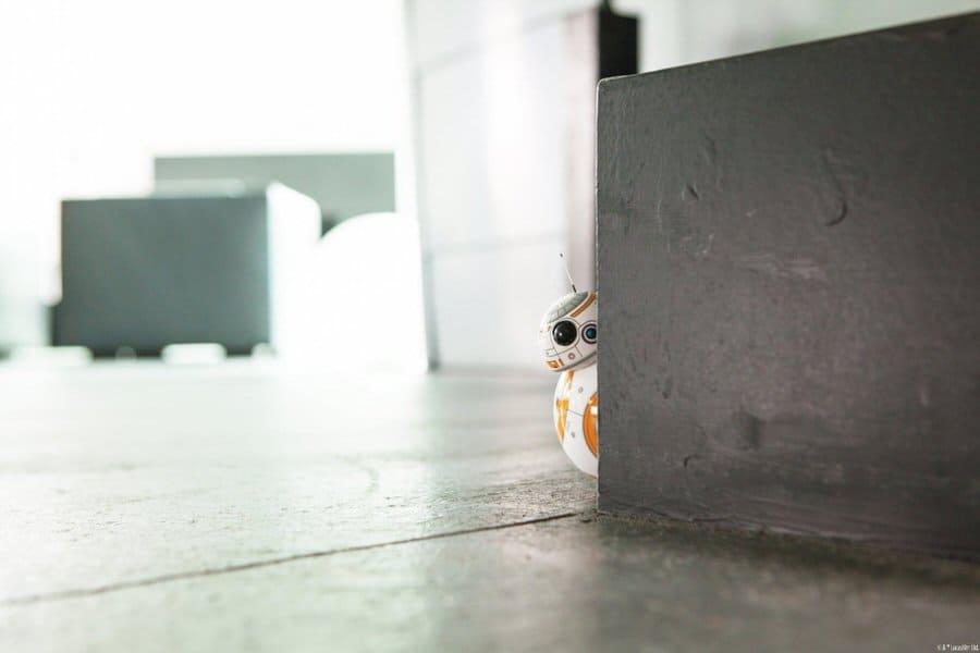Sphero BB-8 App Enabled Droid Playful Peek